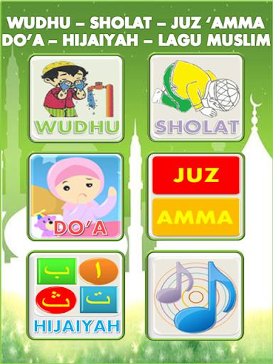 Edukasi Anak Muslim 6.8.3 screenshots 22
