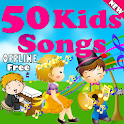 English Kids Songs - Kids Offline Song icon
