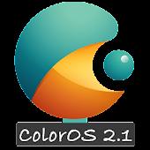 ColorOS 2.1 CM12/12.1
