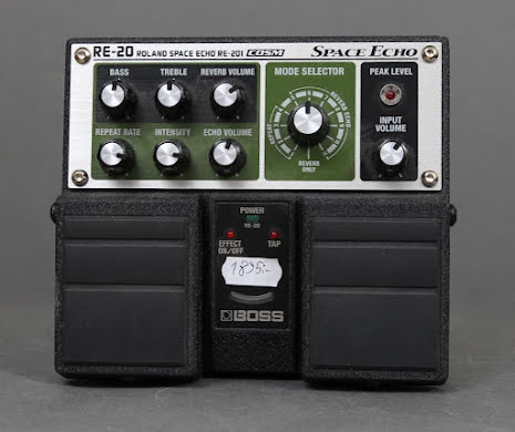 Boss Space Echo RE20 USED. Good condition.