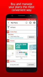 My Digicel- screenshot thumbnail