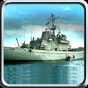 Navy Warship Battle 3D icon