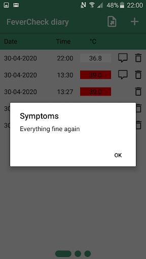 FeverCheck screenshot 8