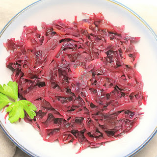 Rotkohl – German Red Cabbage