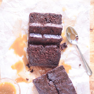 Salted Caramel & Chocolate Banana Bread