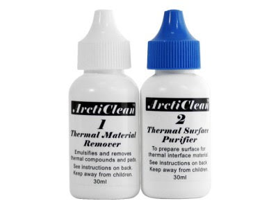 Arctic Silver ArctiClean, rensemiddel, 60 ml