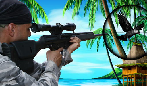 1 Shot 1 Kill: Crow Hunting free shoot Game 2019 1.0.5 Mod screenshots 3