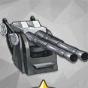 QF 2ポンド二連装ポンポン砲T1