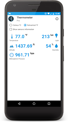 THERMOMETER PRO 1.2.1 [Ad-Free]