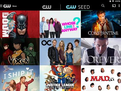 The CW Screenshot 8
