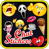 Chat Sticker Emoticons New