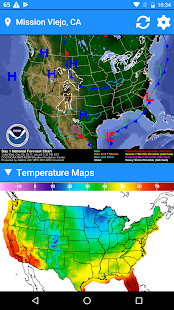 National Weather Service NOW- screenshot thumbnail