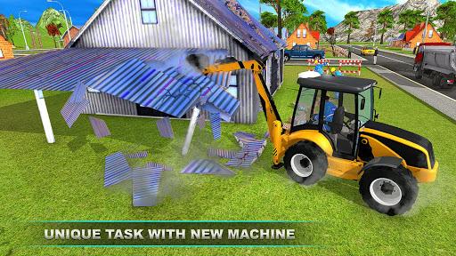 Excavator Sim 2018 1 screenshots 6