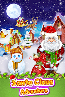 Crazy Santa Claus Adventure - náhled