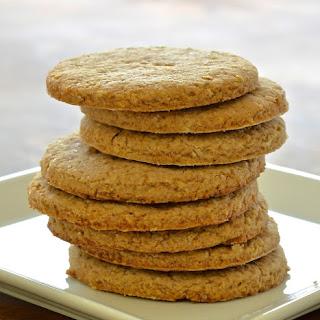 Vegan Digestive Biscuits