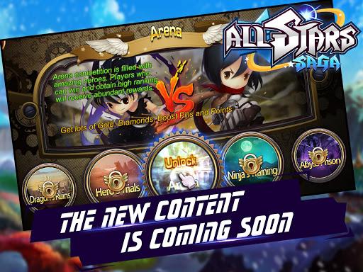 All-Stars Saga 1.9 screenshots 14