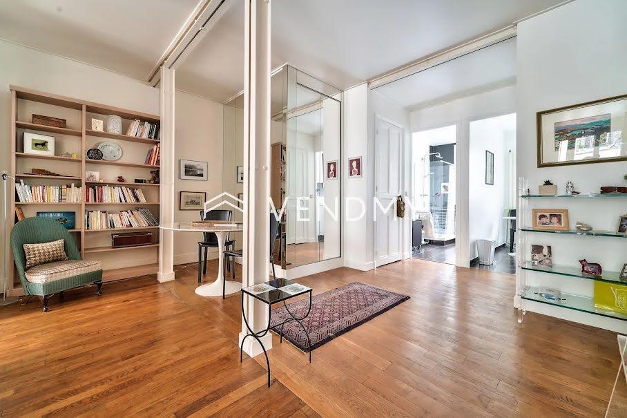 Vente appartement 2 pièces 53.48 m² à Paris 18ème (75018), 595 000 €