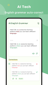AI Grammar Checker for English - Correct Spelling 1.1.0