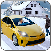 New City Cab Driving: Taxi Driver 3d Hill Station