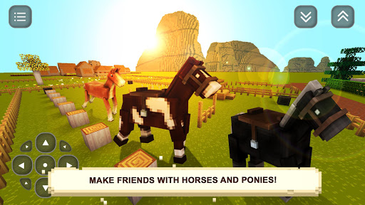 My Horse Racing: Girls Craft for PC