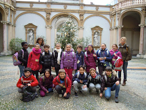 """Photo: 10/12/2014 - Scuola elementare """"Dasso"""" di Chivasso (To). Classe V B."""