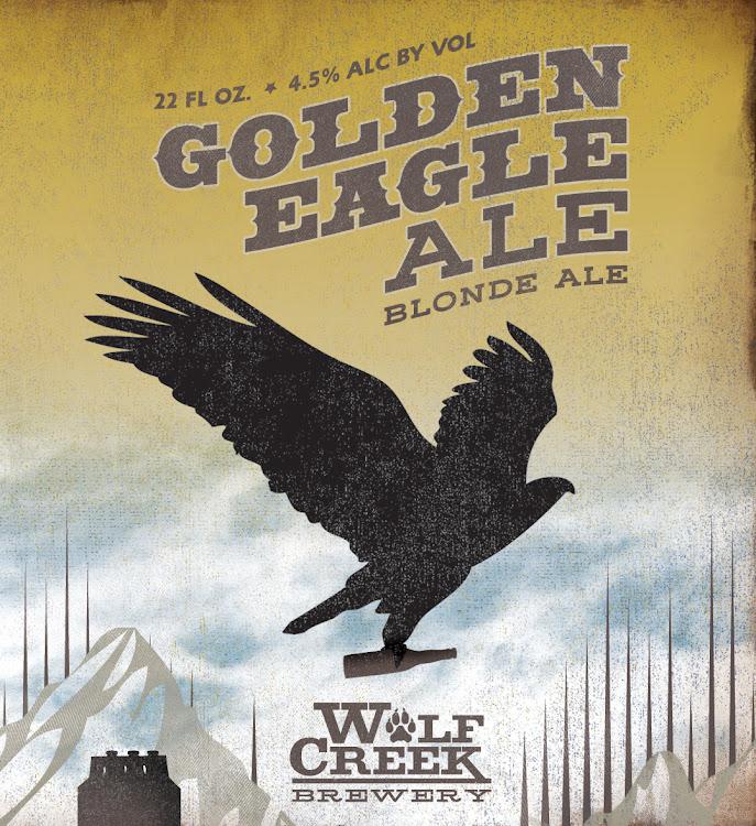 Logo of Wolf Creek Golden Eagle Ale
