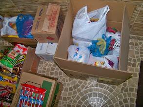 Foto: Doação de Alimentos