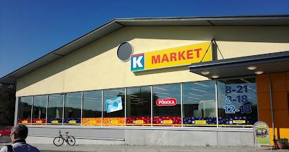Photo: Nauvossa oli uusi kauppa (tai siis emme käyneet Nauvossa viime vuonna)