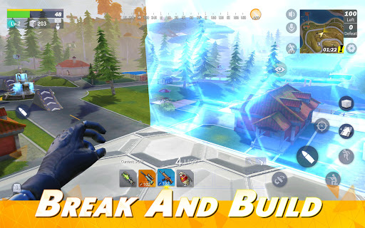 Creative Destruction android2mod screenshots 12