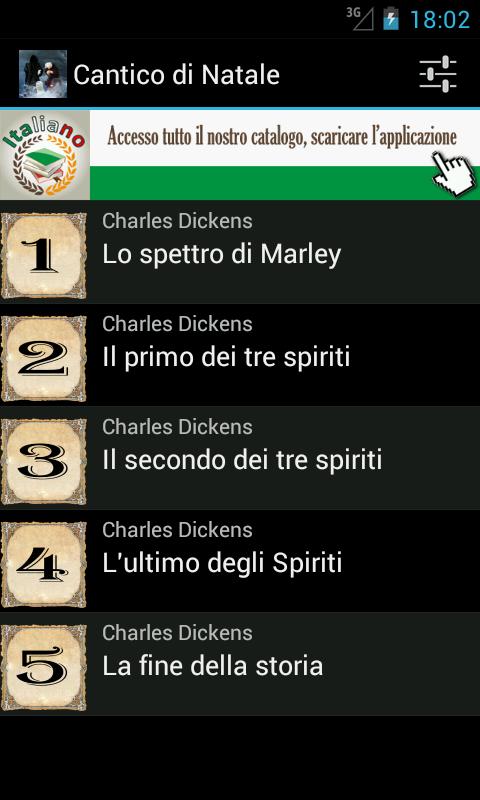Cantico di Natale - Dickens - screenshot