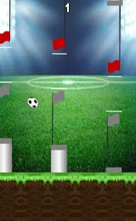 DODGE BALL - Addictive Soccer- screenshot thumbnail