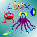 Alien Kids Game icon