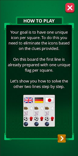 Einstein's Riddle Logic Puzzles apkmr screenshots 14