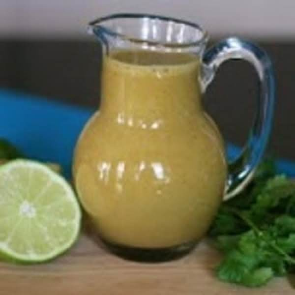 Thai Peanut Salad Dressing Recipe