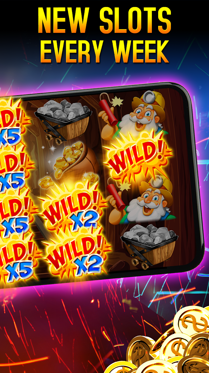 Club Vegas Casino – New Slots Machines Free Android 2