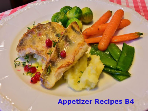 Appetizer Recipes B4