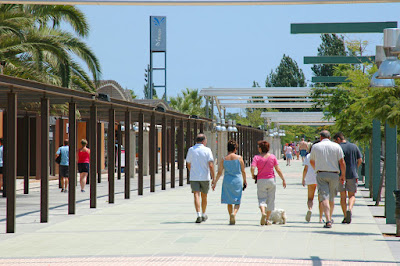 SANTA SUSANNA - Promenade