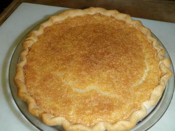 Yummy!  Unlike Any Pie I've Ever Had