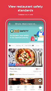 zomato - restaurant finder and food delivery app 15.2.6