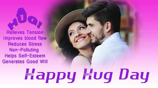 Hug Photo Frame 2018 - náhled