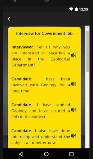 Download English Interview Preparation - Job Interview App on PC