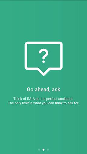 RAIA screenshot 2