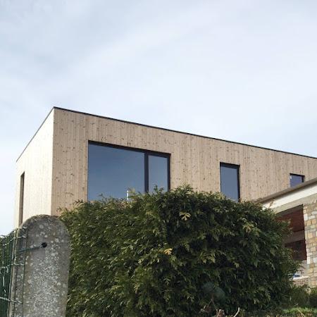 Houten Gevel - Scherpenheuvel
