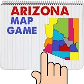 Arizona Map Game