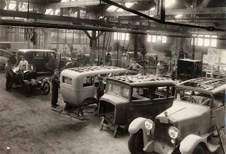 Photo: 1930 Gera carr.fabriek De Ley ,Haagse markt 3
