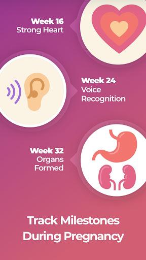 Pregnancy & Baby Tracker 5.4 Screenshots 4