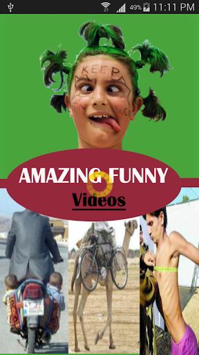 Amazing Funny Videos