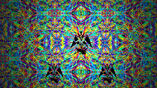 Psychedelic Pack 2 Wallpaper
