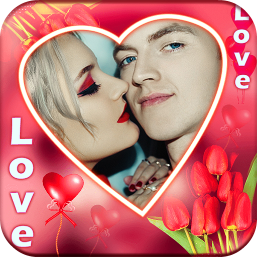 Valentine Day Photo Frames 2019: Love Pictures Icon