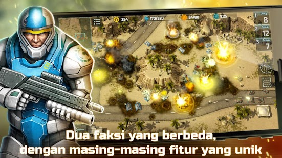 Art of War 3: PvP RTS modern warfare strategy game Screenshot